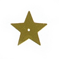 スパンコール 15mm 星型