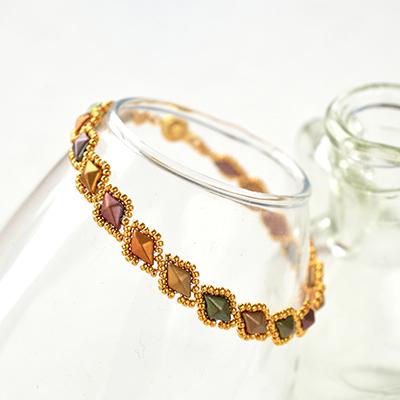 ダイヤモンデュオのレーシーブレス
