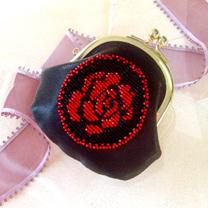 薔薇の手作りアイテム