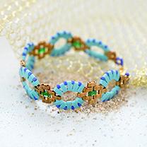 Half TILA Beads